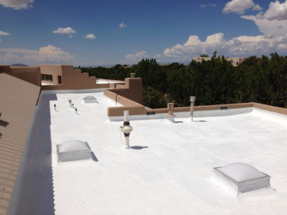 commercial roofing clinton ut