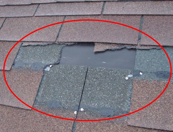 roof repair clinton ut